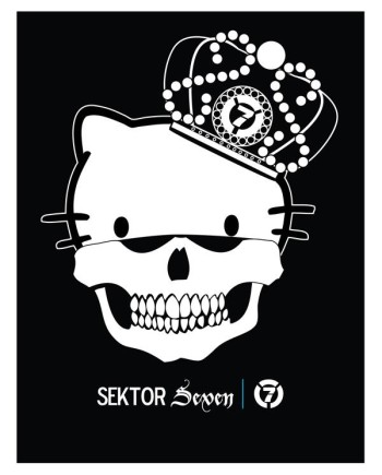 Queen B Hello Kitty|sektor SEVEN